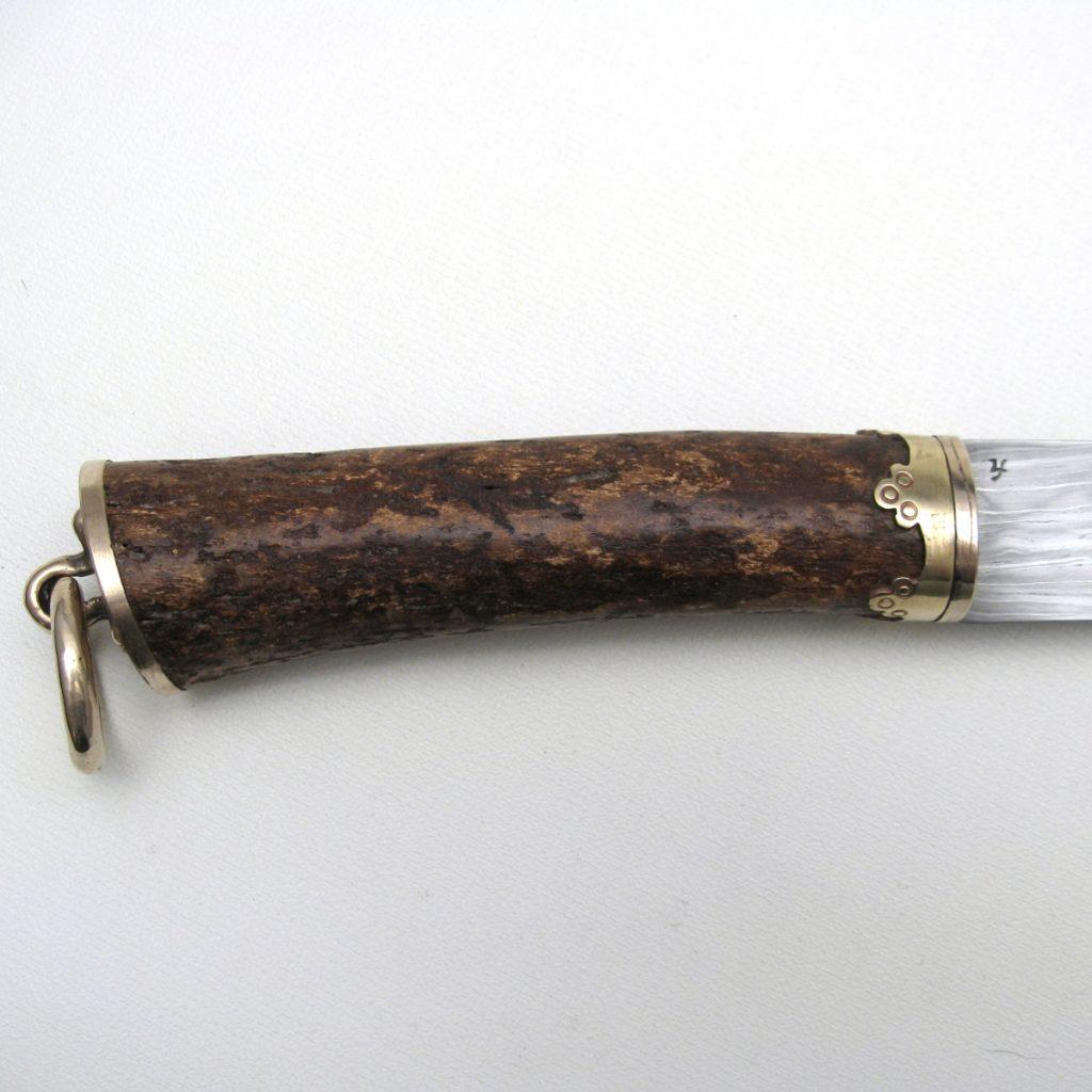 Hearth steel sax w/ oosic
